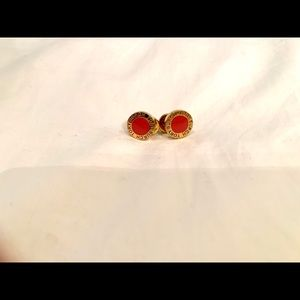 Tory Burch Gold Plated Earrings